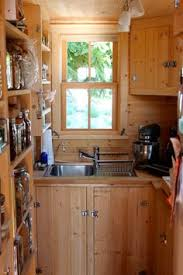 Small Picture A tiny home kitchen with storage all around the window Tiny