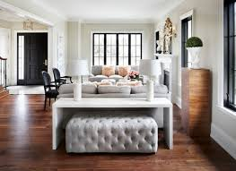 table behind sofa with stools chairs bar back of couch inspirations 13