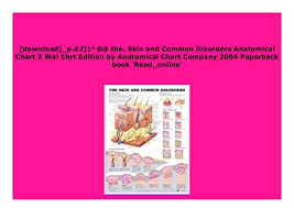 Kindle_ The Skin And Common Disorders Anatomical Chart 2