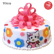 Special Hello Kitty Cake Hyderabadbest Cake For Kids