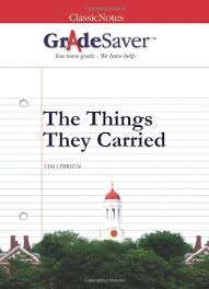 the things they carried study guide gradesaver the things they carried