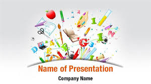 Ppt Background School School Stationery Powerpoint Templates School Stationery