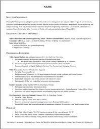 Template Of Great Resume Layout Structure Examples Strong Ideas 20 ...