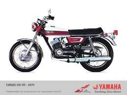 yamaha r5 a 350 1970 1972