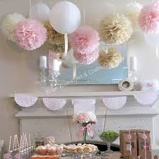 Hanging Paper Flower Balls Tissue Paper Pompoms Party Paper Pom Poms Cheap Hanging Giant Flower Balls Decorations Buy Paper Pom Poms Product On Alibaba Com