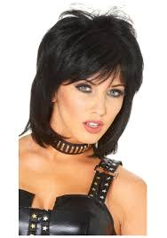 Hair Style Shag joan jett wig rock it girl hairstyles pinterest joan 7028 by wearticles.com