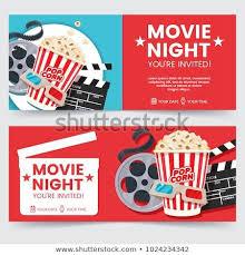 Movie Night Invitation Template Free Movie Night Invitation Template Movie Night Invitations Template