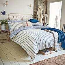king size duvet sets. Nautical Themed Bedding Joules Sea Ditsy Blue Striped King Size Duvet Sets
