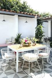 white outdoor furniture white patio dining set awesome outdoor dining area furniture ideas white patio dining