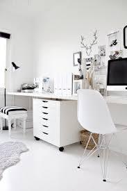 home office white. Inspiring Design White Home Office Plain Decoration C