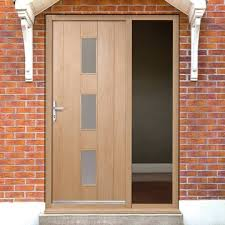 external wooden door and frame sets doors with regard to front