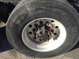 truck tires and rims. Interesting Tires 1999 PILOT SUPER SINGLE Tire U0026 Rim For A PETERBILT 379 And Truck Tires Rims