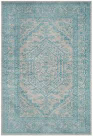 safavieh adirondack adr108l light grey teal area rug