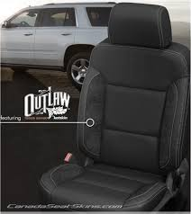 2016 2018 chevrolet tahoe outlaw leather interior s