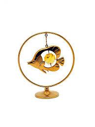 <b>Фигурка</b> тропическая <b>рыбка</b> в кольце <b>CRYSTOCRAFT</b> 4209369 в ...