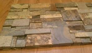 no grout tile backsplash dry stack random slate mosaic tiles no grout joints wall free s h no grout tile backsplash