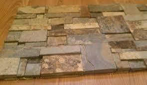 no grout tile backsplash dry stack random slate mosaic tiles no grout joints wall free s h no grout tile backsplash