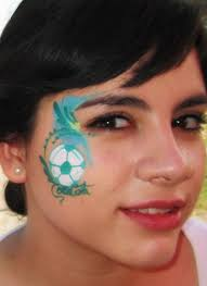 face painting san antonio soccer