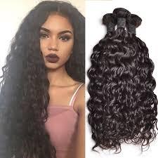 Peruvian Wavy Hairstyles Pcruvienne Bouclcs Armure De Cheveux Humains Bundles Pcruvienne