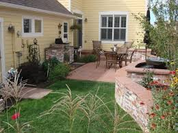 Small Backyard Landscape Designs Magnificent Sod And Grass Page 48 R And R Sprinkler