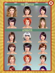 Finding The Right Hairstyle your perfect hairstyle try on new look in seconds on the app store 1957 by stevesalt.us