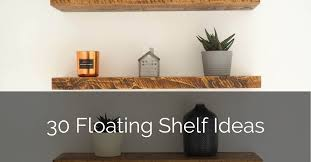 floating shelf ideas sebring design