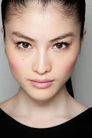 beauty fashion make up beautiful face style model makeup portrait asian top model vs model elie