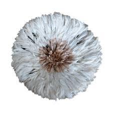juju hat white brown centre 30cm 100cm