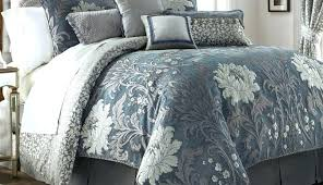 grey jersey sheets queen solid blue comforter navy pleat down king set pinch and cover dark