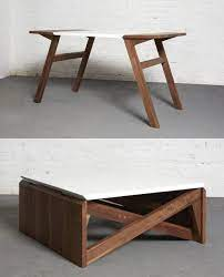 convertible coffee table dining room