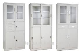 office wall cabinets with doors. half glass door metal furniture lab wall cabinet for dubai kuwait saudi europe office cabinets with doors i