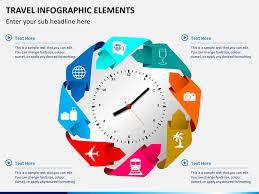 Infographic For Powerpoint Travel Infographic Elements