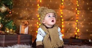 Cute Baby in Winter Wear 4K Wallpaper ...