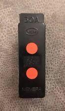 mem industrial fuse holders mem 30 amp cartridge fuse holder base 30a memera tested