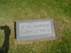 Bessie Aldridge Overfield (1900-1937) - Find A Grave Memorial
