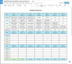 Sign Up Sheet Template Google Docs Potluck Menu Template