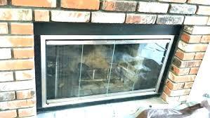 heatilator fireplace doors replacement fireplace doors fireplace replacement glass with regard to stylish property glass doors