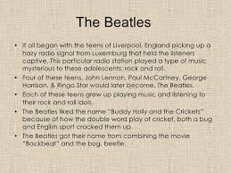 Beatles Quotes About Friendship Stunning The British Invasion Starring The Beatles