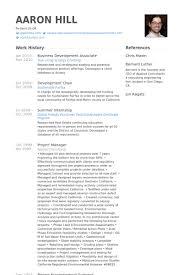 Business Internship Resume Musiccityspiritsandcocktail Com