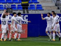 Unconvincing Real Madrid battle back to defeat basement club Huesca