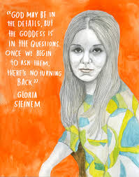 Gloria Steinem Quotes Fascinating Gloria Steinem At 48 Not Fighting Against All Odds Mom48