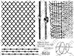 Barbed wire chain link rope background texture art rubber st s