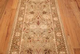 antique indian amritsar hallway runner rug 41971 design nazmiyal