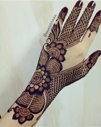 Arabic Mehendi Design For Bride Follow Me Henna Designs Arabic Mehndi Designs Simple