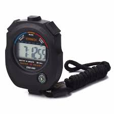<b>Waterproof Digital LCD</b> Chronograph Timer Counter Sports Alarm ...