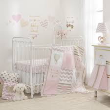 full size of interior cro8521514 gorgeous pink and gold baby bedding 38 endearing pink and