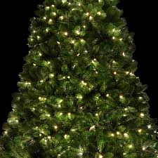 Dual Led Light Christmas Tree 10 Royal Fir Quick Shape Artificial Christmas Tree With 1600 Warm White Multi Color Color Led Lights