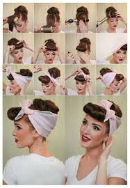 Peinados Que Van Con Cualquier Disfraz De Halloween 1950s 코스튬