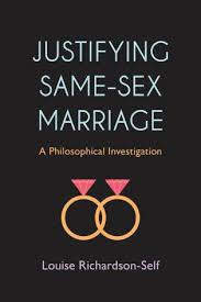 justifying same sex marriage rowman littlefield international justifying same sex marriage