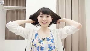 失敗モーニング娘16 尾形春水のサイドテールから逆毛を立てる